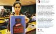 Apresentadora Bela Gil vai à Câmara contra PL dos agrotóxicos Foto: Reprodução/redes sociais