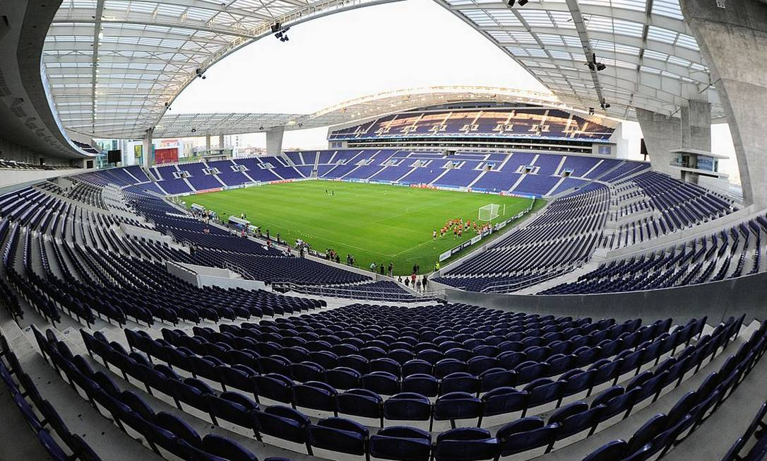 Estádio do Dragão, do Porto, recebrá final da Champions Foto: Wikimedia Commons / Reprodução