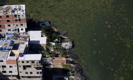 Menos da metade do esgoto produzido nas cidades brasileiras é tratado Foto: Custódio Coimbra 18-05-2018 / Agência O Globo