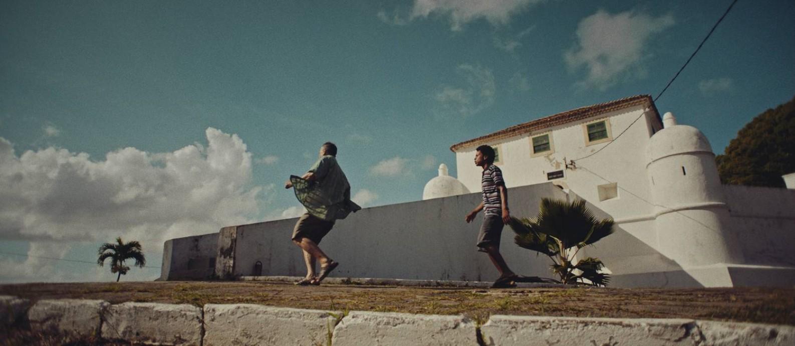Cena do filme 'Tungstênio' Foto: Divulgação