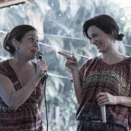 Cena do filme 'Canastra suja' Foto: Marcio Nunes / Divulgação
