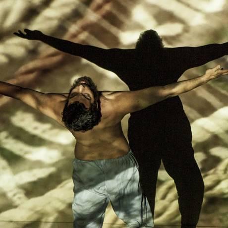 'Rosário', no Sesc Copacabana, encerra uma trilogia do bailarino Márcio Cunha Foto: Divulgação/Marcella Azal