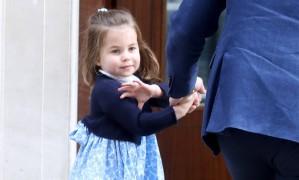 Charlotte: a jovem fashionista da família real Foto: Chris Jackson / Getty Images