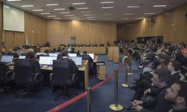 O TST decidiu editar a instrução normativa esclarecendo pontos da reforma Foto: Daniel Marenco / Agência O Globo