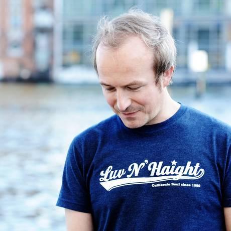 O DJ alemão Karsten John toca sábado Foto: Divulgação