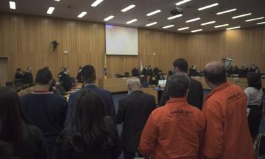 Tribunal Superior do Trabalho (TST) julga a maior ação trabalhista da historia da Petrobras Foto: Daniel Marenco / Agência O Globo