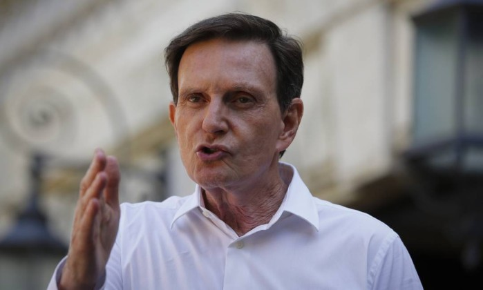Resultado de imagem para '� esse Brasil evangélico que vai dar jeito nessa pátria', diz Crivella em agenda secreta no Palácio da cidade