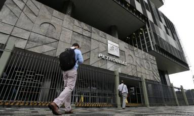 Edifício sede da Petrobras, no Centro do Rio de Janeiro Foto: Sergio Moraes / Reuters