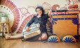 Lívia Mattos. A instrumentista, compositora, cantora e socióloga entrevistou 47 artistas circenses para documentário Foto: Anna Carolina Negri