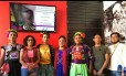 Ativistas exigiram cancelamento de candidaturas Foto: Facebook/Reprodução