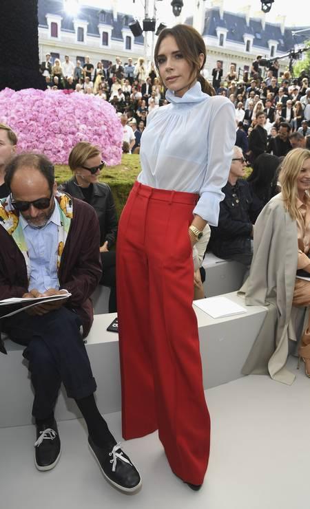 Victoria Beckham Foto: Pascal Le Segretain / Getty Images