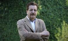 Carlos Alberto Roso valoriza a experiência do candidato Foto: Edilson Dantas / Agência O Globo