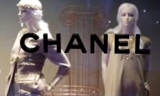 Marca da Chanel em vitrine de loja em Monte Carlo, em Mônaco. Foto: Eric Gaillard/Reuters