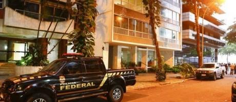 Polícia Federal Foto: Uanderson Fernandes | Agência O Globo