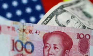 China faz terceiro corte de valores de exigências de reservas de bancos no ano: US$ 77 bilhões liberados Foto: REUTERS/Thomas White/02-06-2017