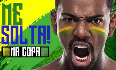 'Me solta na Copa': Nego do Borel aproveitou a torcida pelo hexa para lançar nova versão de música Foto: Divulgação