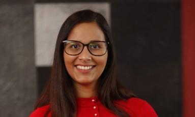 Bianca Oliveira dos Santos foi efetivada em agosto do ano passado, quatro meses antes de concluir a faculdade de psicologia Foto: Fábio Guimarães / Agência O Globo