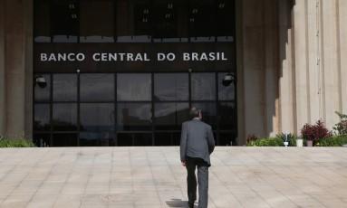 Sede do Banco Central, em Brasília. Foto Michel Filho/Agência O Globo