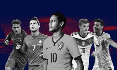 Guia da Copa 2018 Foto: Editoria de Arte/O Globo