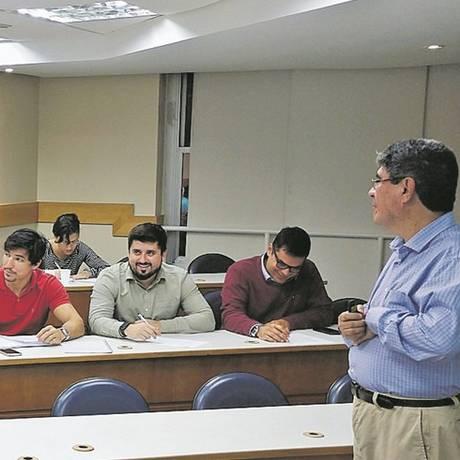 Formação. MBA da FGV para o desenvolvimento de novos negócios mostra como uma empresa é estruturada Foto: Divulgação