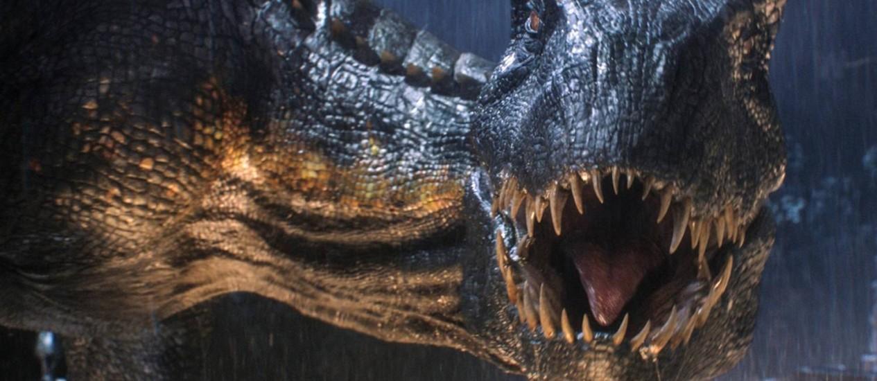 'Jurassic World' Foto: Divulgação