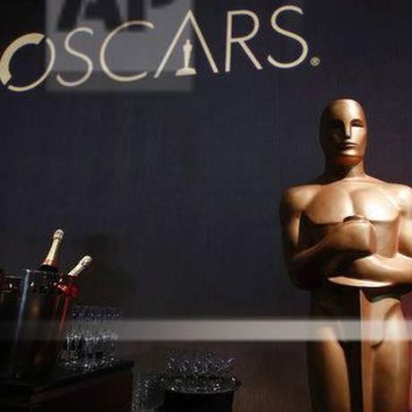 A disputada estatueta do Oscar Foto: Divulgação / Divulgação