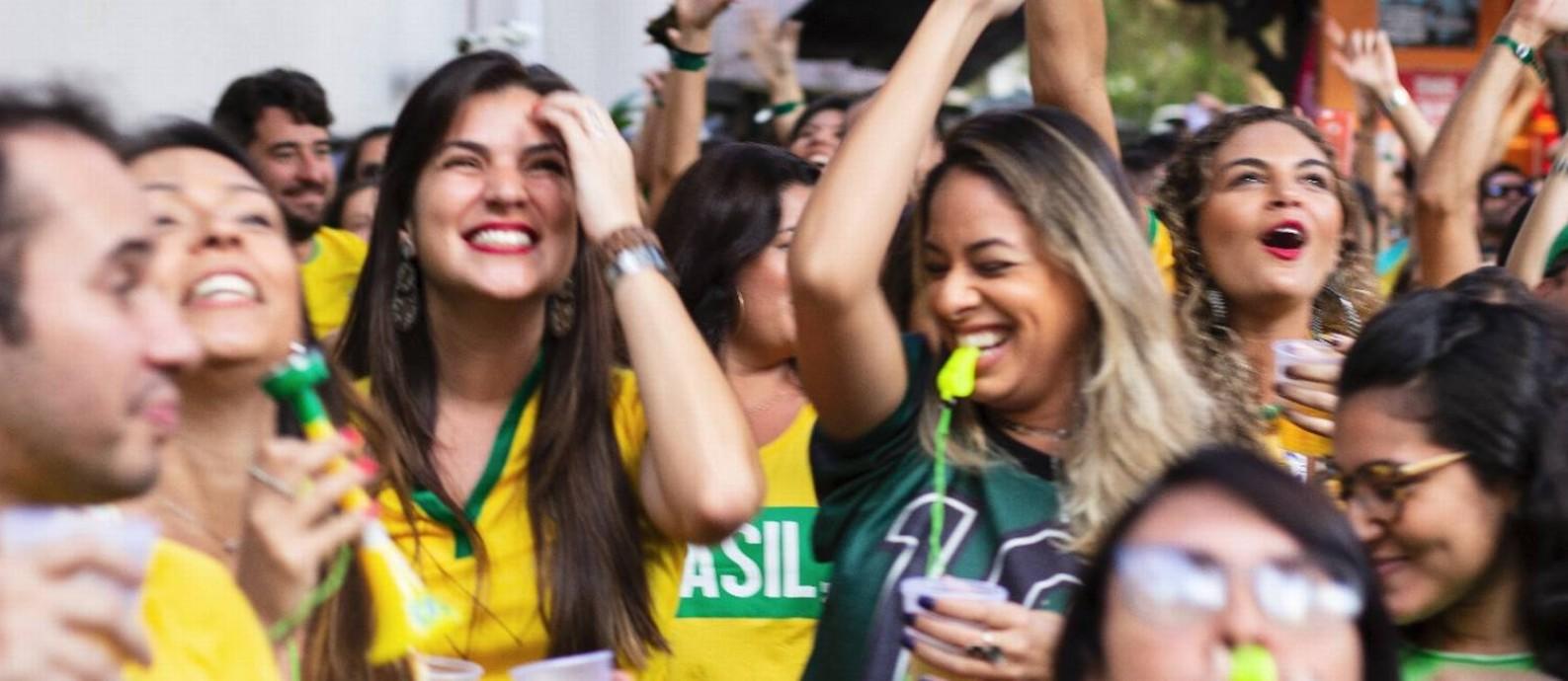 Bar Bukowski abre mais cedo para o jogo do Brasil Foto: Divulgação