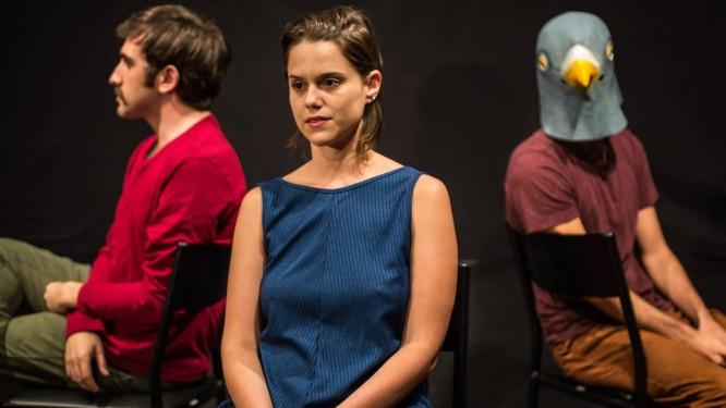 Teatro Voador Não Identificado Foto: Divulgação/Renato Mangolin