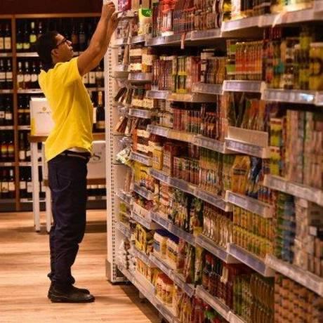 Mercados passam a estampar marca Unno Foto: Divulgação