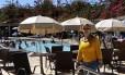 Magda Mofatto é dona em Caldas Novas, Goiás, de negócios milionários, que incluem parques temáticos, 11 condomínios, dois hotéis e uma construtora