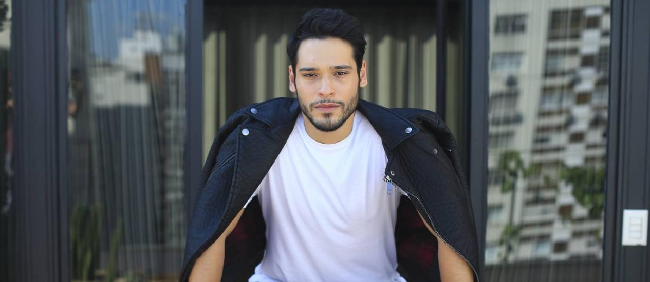 Bruno Fagundes Foto: Edilson Dantas