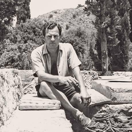 Patrick Leigh Fermor: viagem durou de dezembro de 1933 a janeiro de 1935 Foto: Reprodução