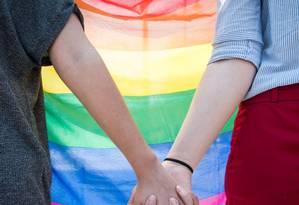 Em 2040 serão mais de 7 milhões de pessoas LGBT com mais de 50 anos nos EUA Foto: Andrei Pungovschic / AFP