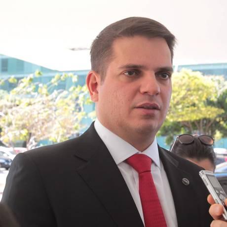O indicado para a diretoria-geral da Aneel André Pepitone Foto: Givaldo Barbosa/Agência O Globo/14-08-2014