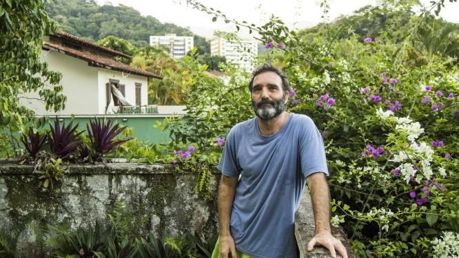 Edgar Duvivier: jazz cigano no Manouche Foto: Bárbara Lopes / Agência O Globo