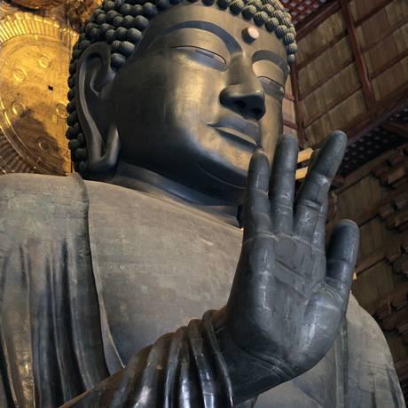Grande Buda Vairocana Foto: Miro Ito