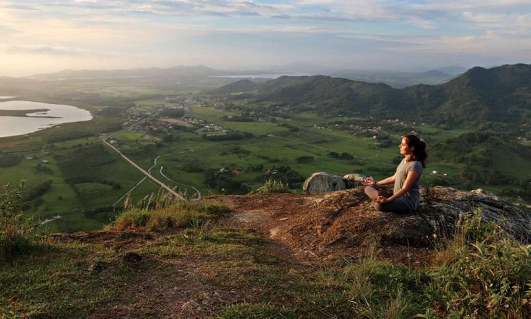 Centro de Yoga Montanha Encantada Foto: Divulgação