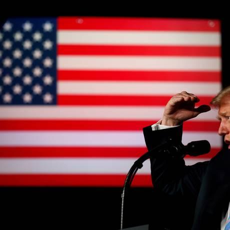O governo de Donald Trump vem revogando medidas inclusivas adotadas por seu antecessor, o democrata Barack Obama Foto: LEAH MILLIS / REUTERS