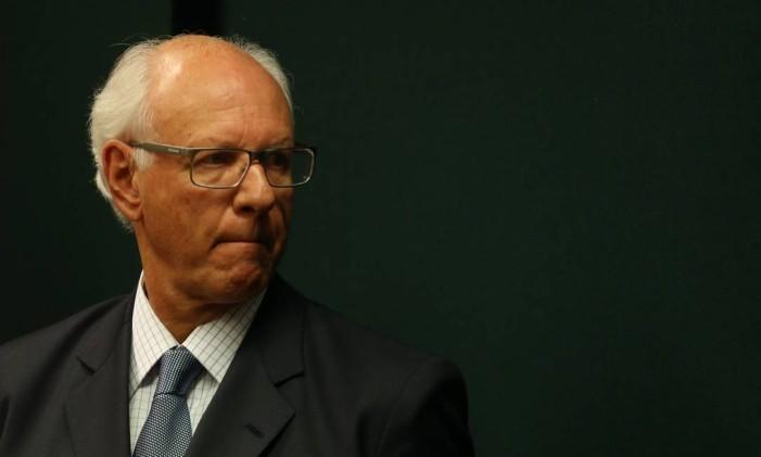 Depoimento de Gerson Almada, ex-executivo da Engevix, na CPI dos Fundos de Pensão Foto: Jorge William/Agência O Globo/22-09-2015