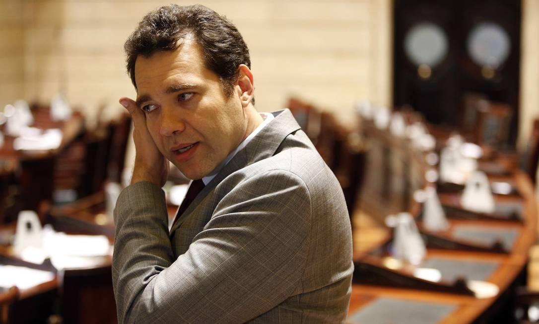 O secretário da Casa Civil, Paulo Messina Foto: Marcos de Paula 22-12-2017 / Agência O Globo