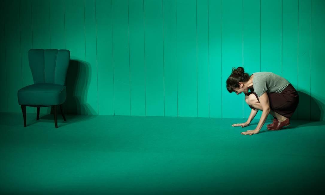 'Quarto 19': Amanda Lyra leva ao palco conto de Doris Lessing Foto: Divulgação/Cris Lyra