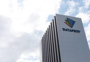 Sede da Dataprev, em Brasília Foto: André Coelho/Agência O Globo/11-03-2016