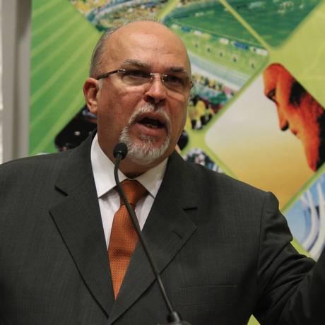 Mário Negromonte participa de seminário em Brasília Foto: André Coelho/Agência O Globo/17-08-2017