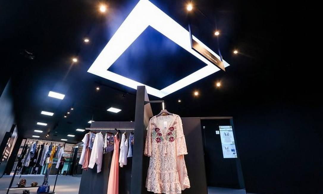 Alibaba FashionAI Foto: Divulgação
