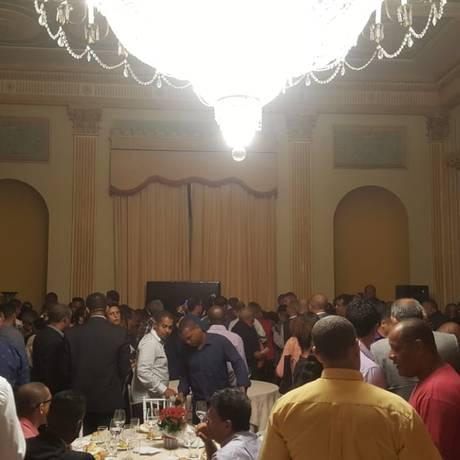 Crivella recebeu 250 pastores e líderes de igrejas no Palácio da Cidade Foto: Bruno Abbud