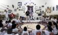Roda de capoeira. O Grupo Senzala organiza o Roda Mundo Capoeira há seis anos