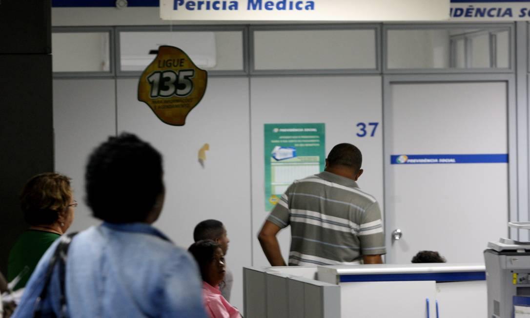 Pente-fino nos benefícios continua. INSS está em busca das irregularidades Foto: Guilherme Pinto / Guilherme Pinto