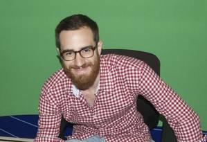 Jogos na grade. Victor Prado faz seminário hoje sobre uso de games Foto: Divulgação