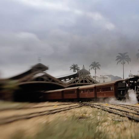 Nascida em meados do século XIX, rede ferroviária enfrentou decadência conforme perdia investimentos para a indústria automobilística; para especialistas, modal poderia diminuir dependência da economia do setor rodoviário Foto: Divulgação