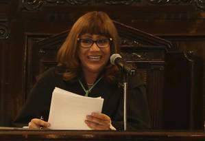 Juíza Maria Isabel é conhecida por aplicar penas duras a réus da Lava-Jato que são investigados em São Paulo Foto: Divulgação / Gedeão Dias/TJSP